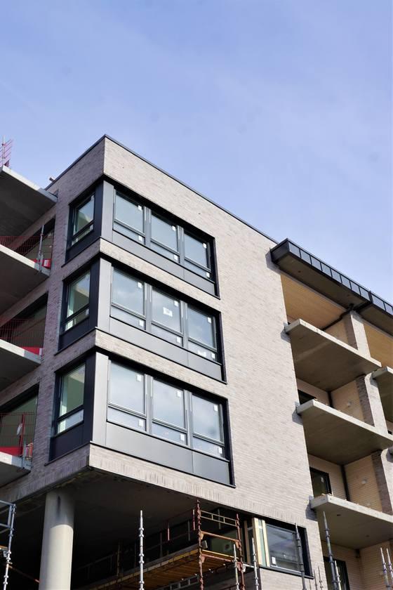 bragernes kvartal fasade